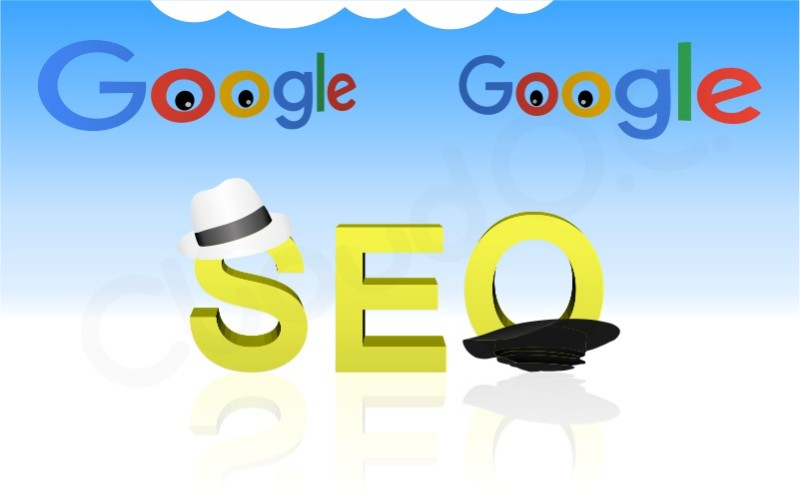 Website promotion: Black Hat SEO and White Hat SEO