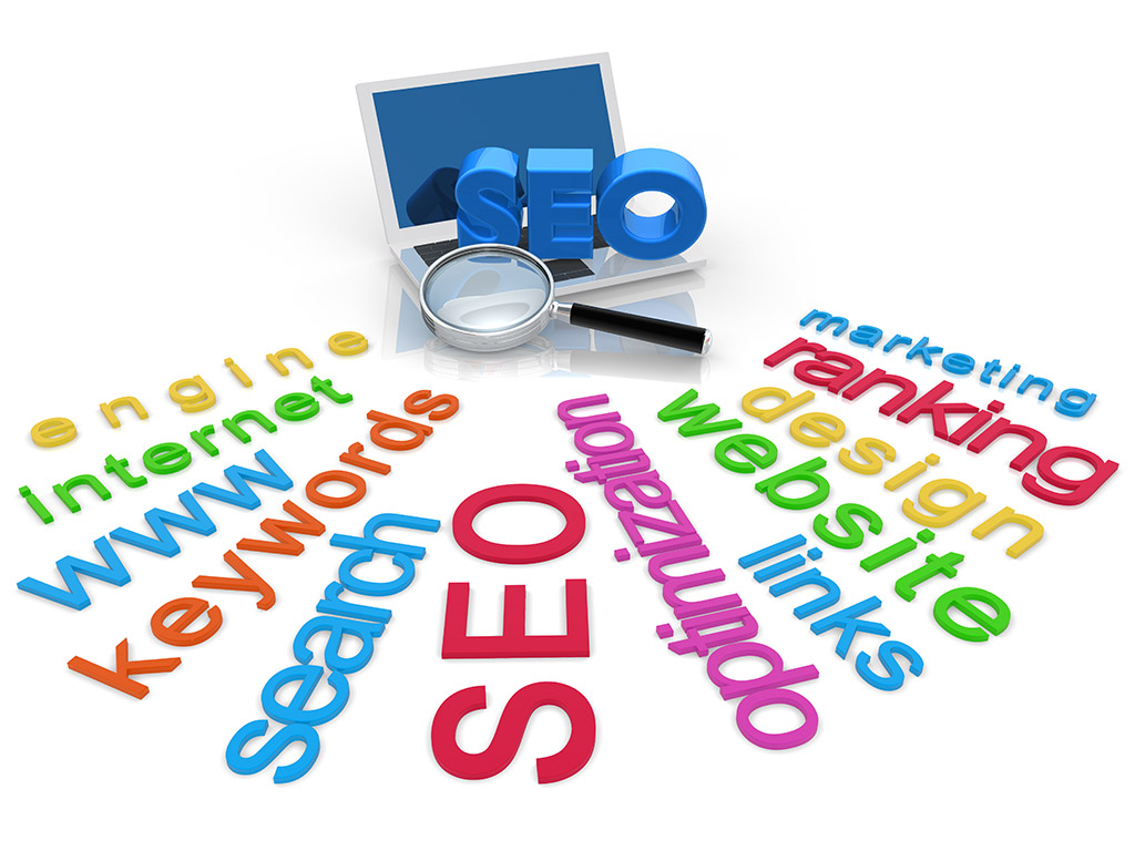 SEO - 1st page on search engines
